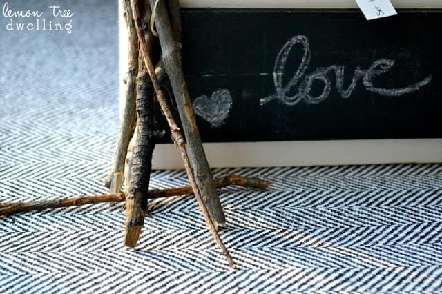 Love Kindling - A romantic homemade Valentine's Day gift idea