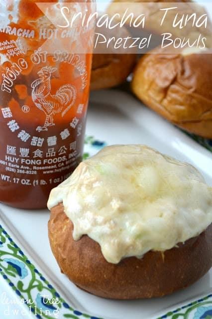 #Tuna #Melts #Sriracha