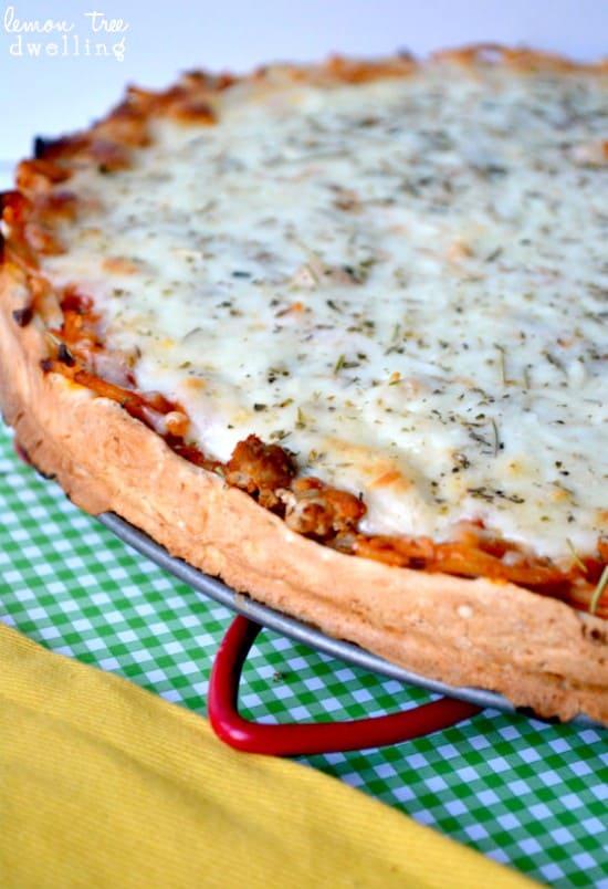 Spaghetti Pizza Pie 2 Fixed