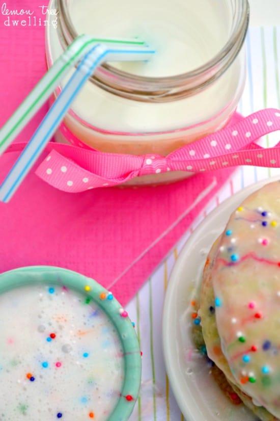 Vanilla Cake Batter Muffin Tops 4 FIXED