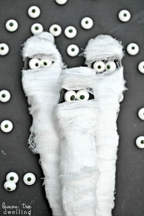Pictures Of Mummies For Halloween
