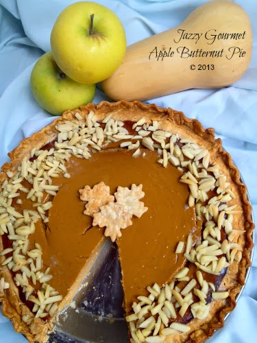 http://jazzygourmetblog.com/2013/10/apple-butternut-pie/