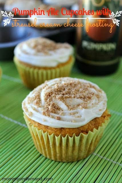 http://mommyondemand.com/pumpkin-ale-cupcakes-streusel-cream-cheese-frosting/
