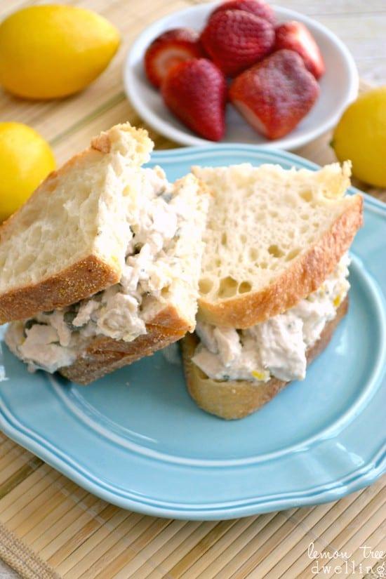 Piccata Chicken Salad 5b