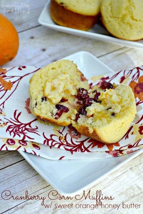 Cranberry Corn Muffins 1 - Copy