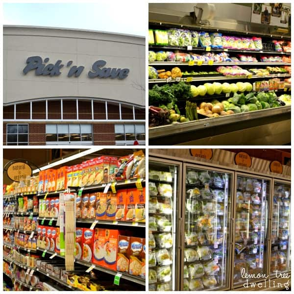 Pick n Save May Shop Collage 5