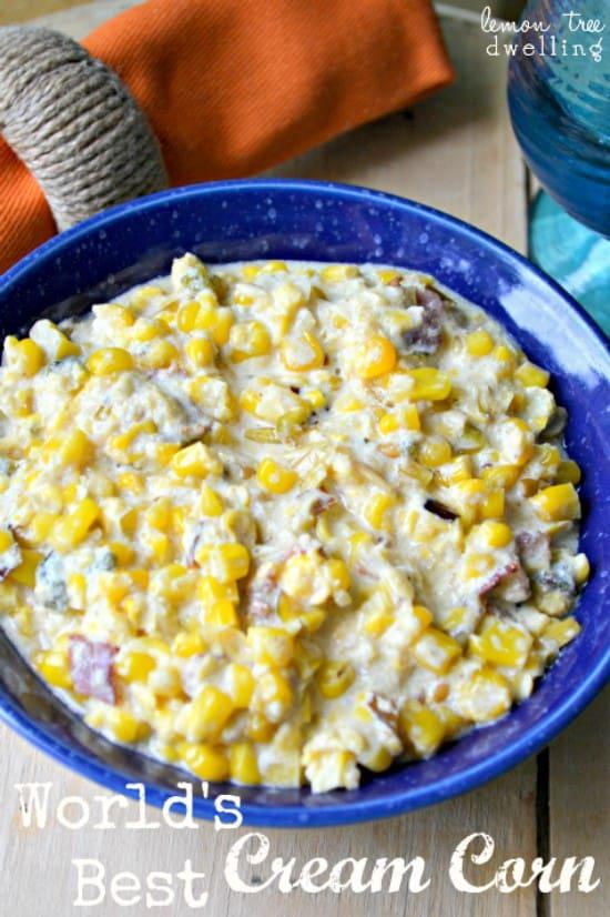 World's Best Cream Corn