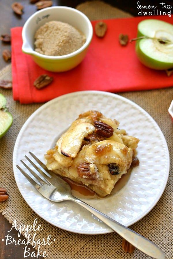 Apple Breakfast Bake 5c