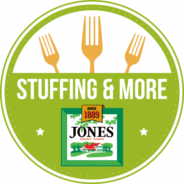 Jones Dairy Farm Stuffing logo