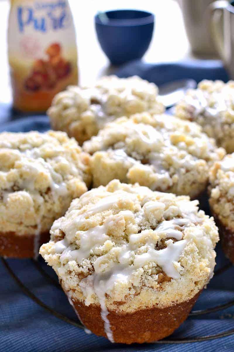 Caramel Cappuccino Muffins 2c
