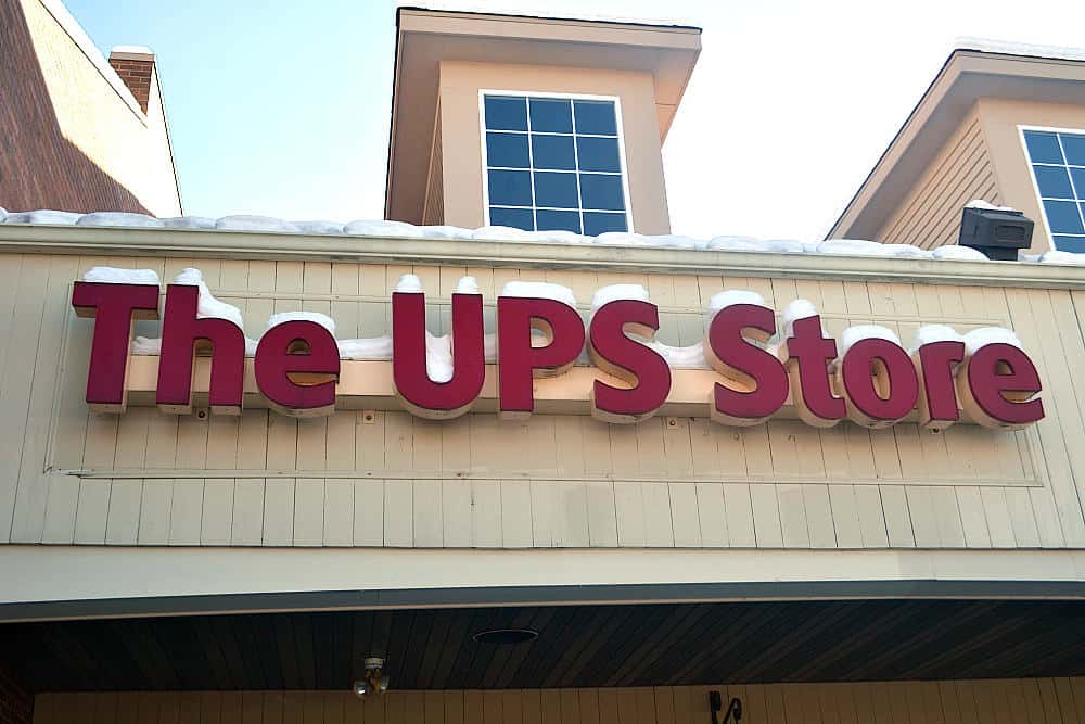Sending holiday gifts couldn't be easier with The UPS Store!