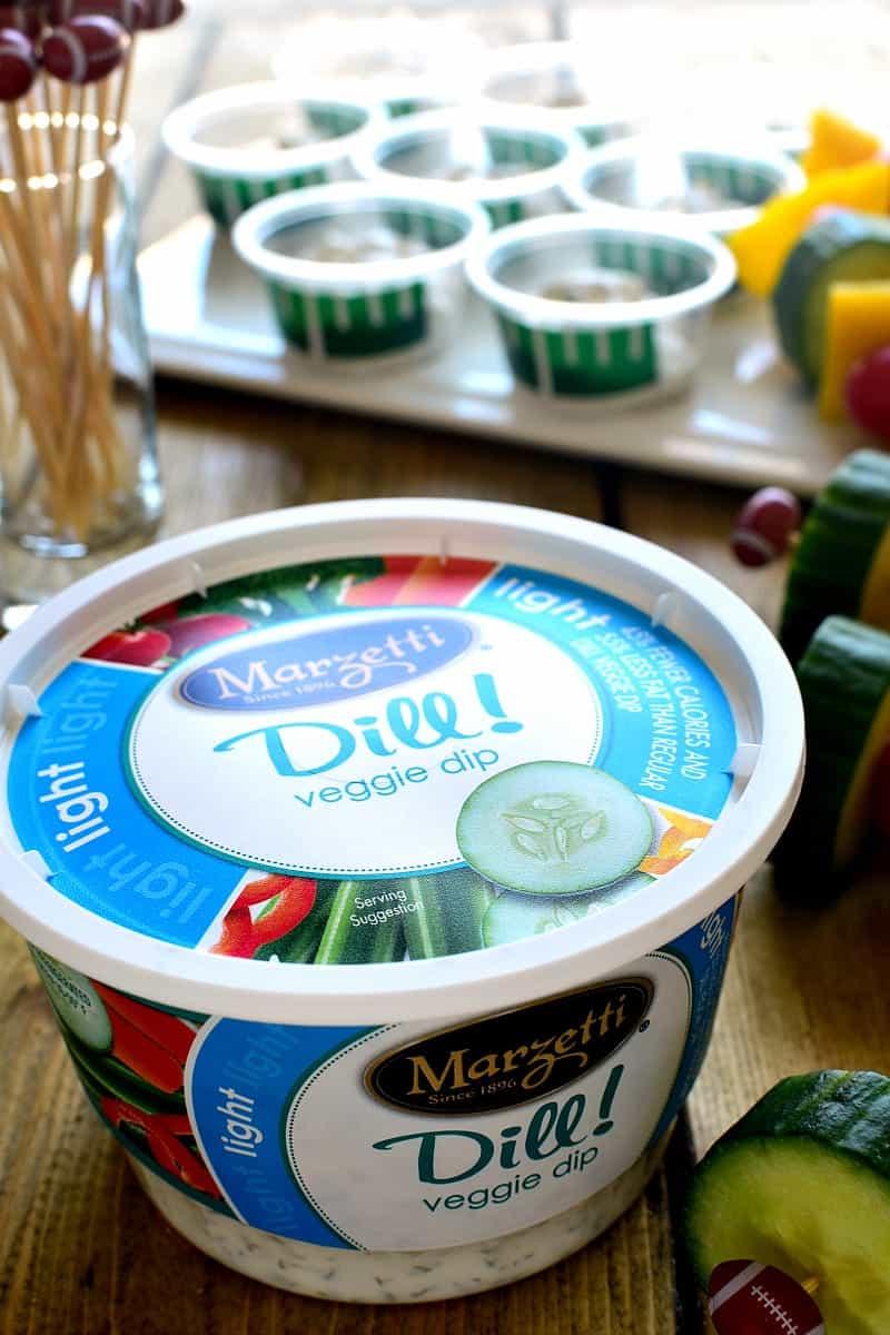 Marzetti Dill veggie dip