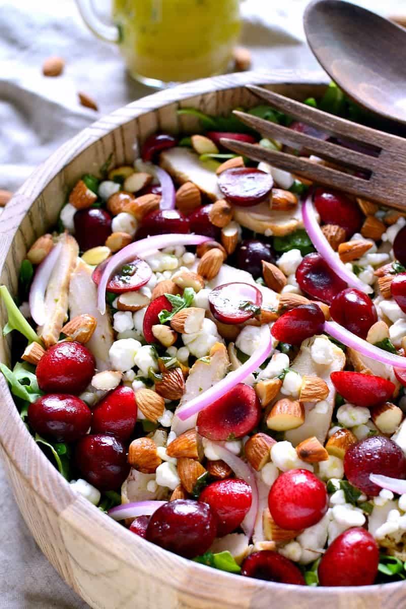 https://lemontreedwelling.com/2016/06/cherry-almond-arugula-salad.html