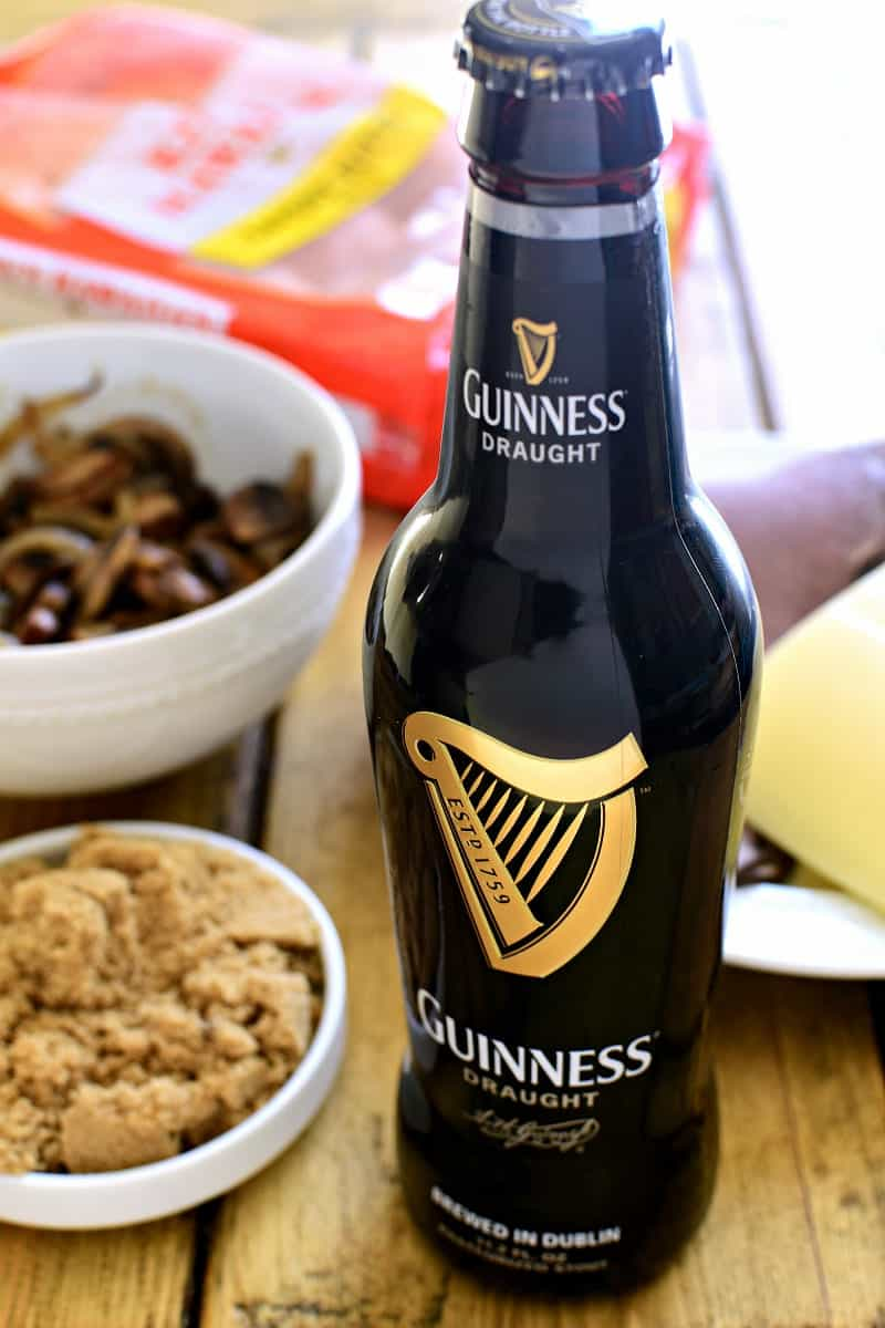 These Guinness Beef Sliders are a perfect appetizer sandwich!