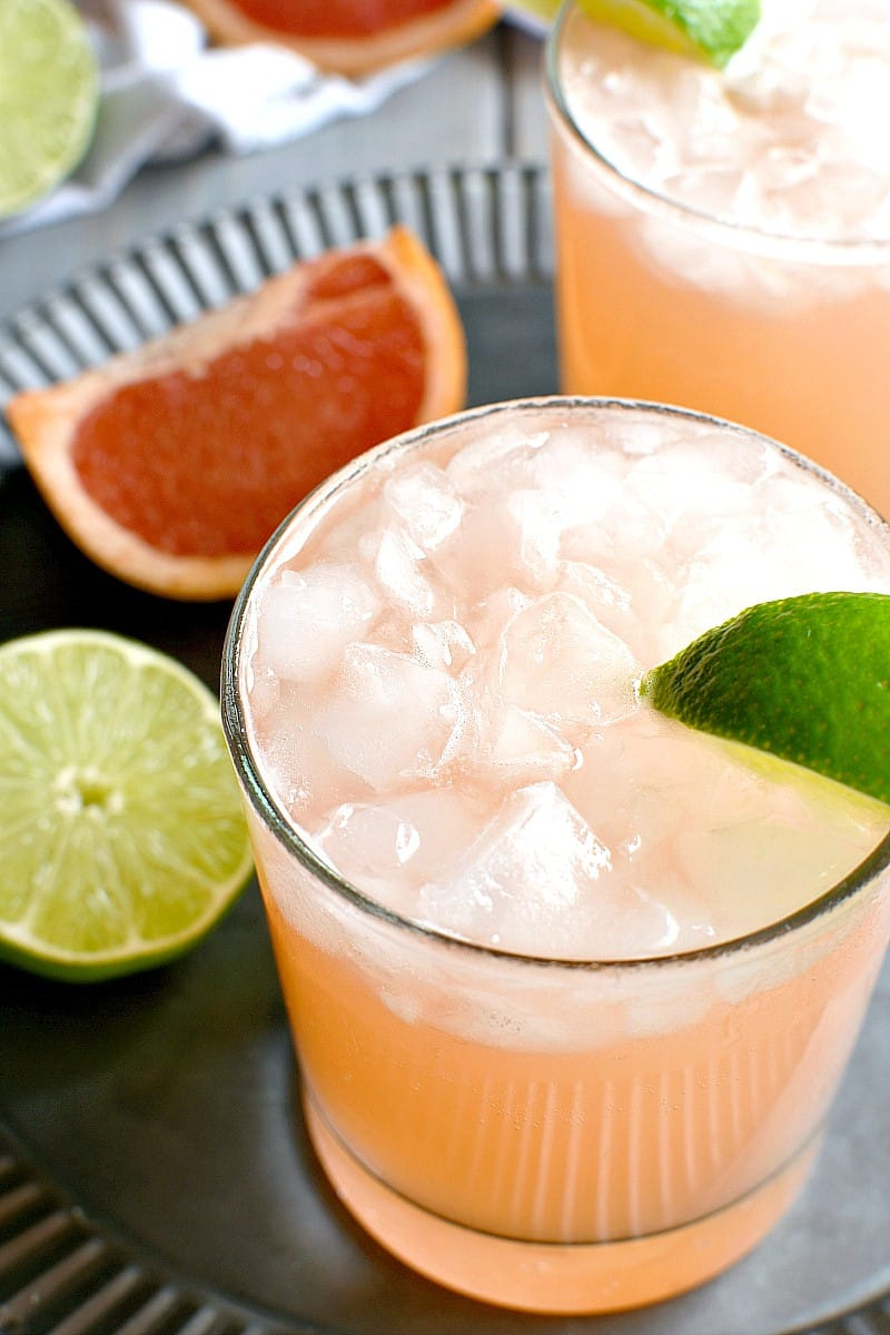 Grapefruit Vodka Press 2e