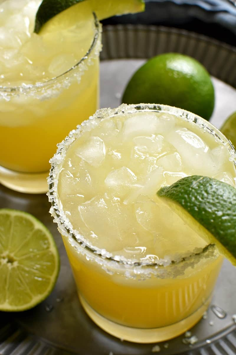 Pineapple Margaritas 6