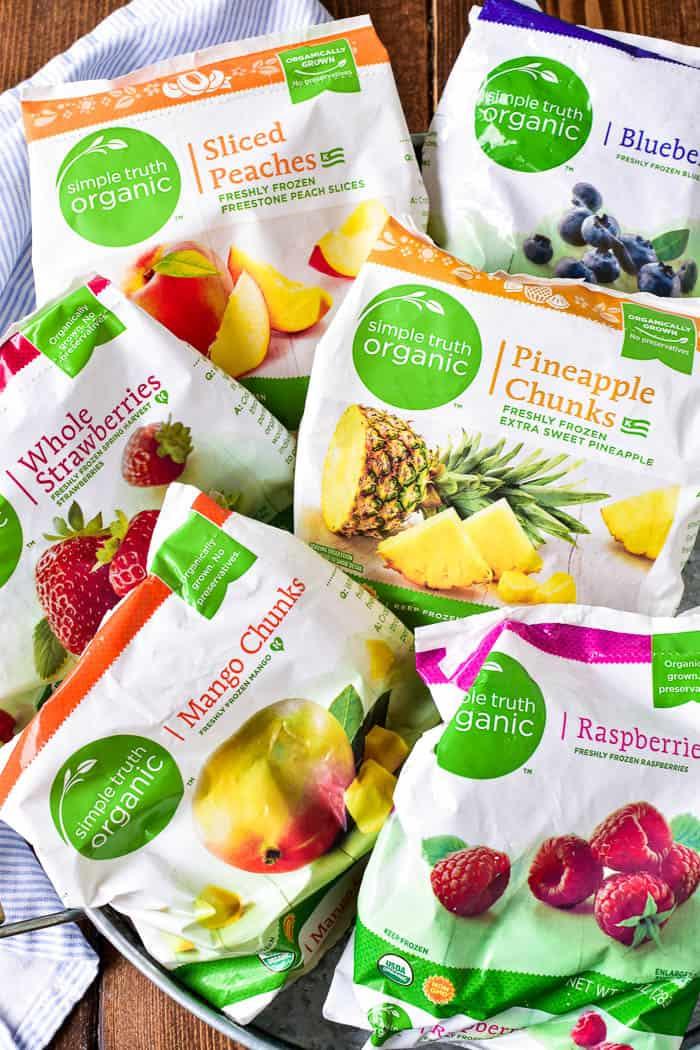 Simple Truth Organic Frozen Fruit photo