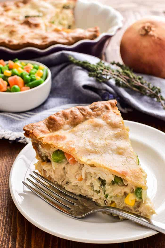 Easy Chicken Pot Pie Lemon Tree Dwelling