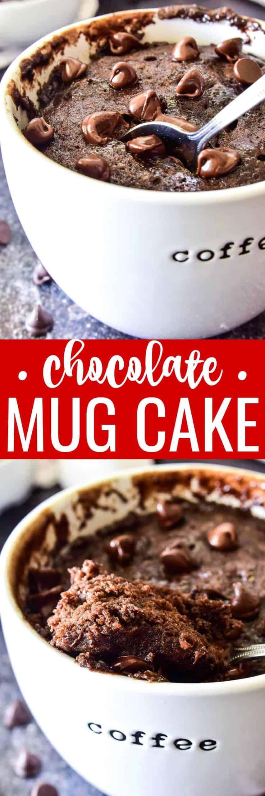 Chocolate Mug Cake Lemon Tree Dwelling