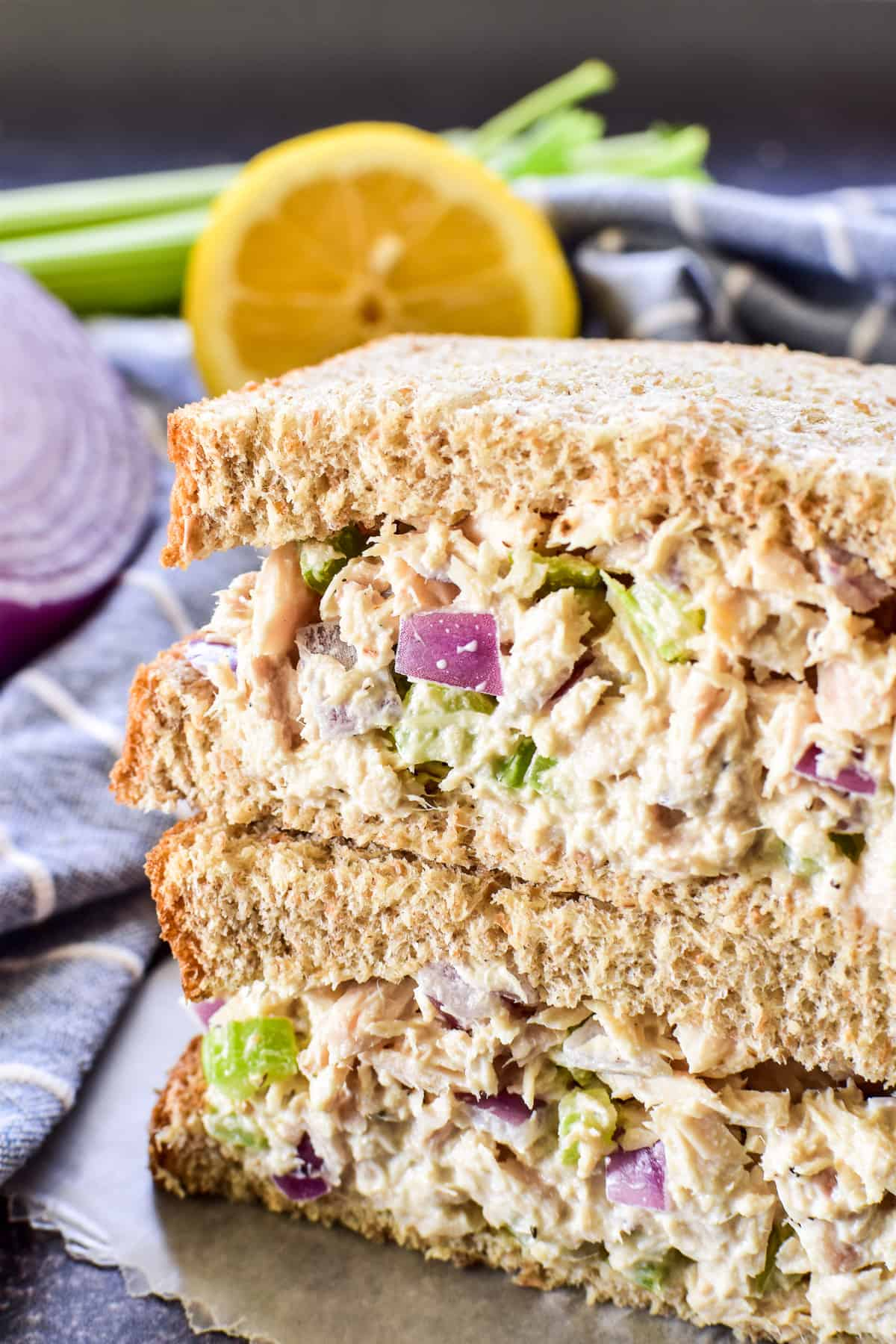 Tuna Salad Recipe Lime Juice